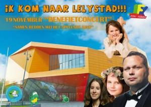 Amira komt naar Lelystad