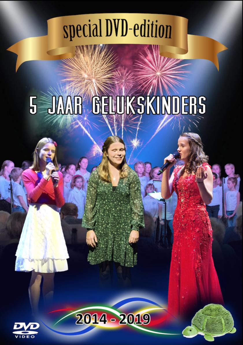PRE_ORDER 5 years Gelukskinders DVD